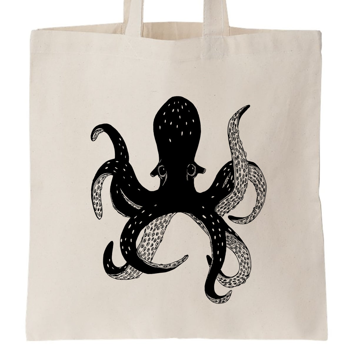 Image of Cotton Bag: Octopus