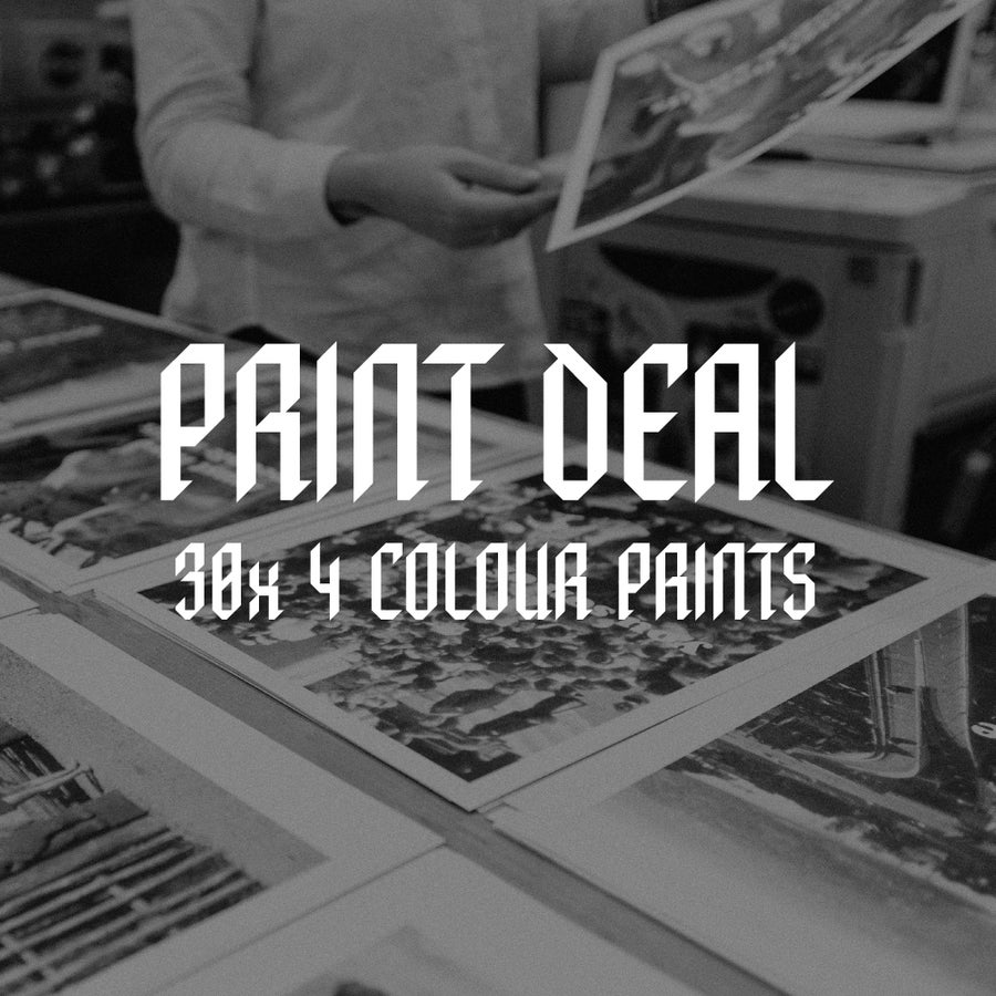 Image of 4 Colour Print Deal