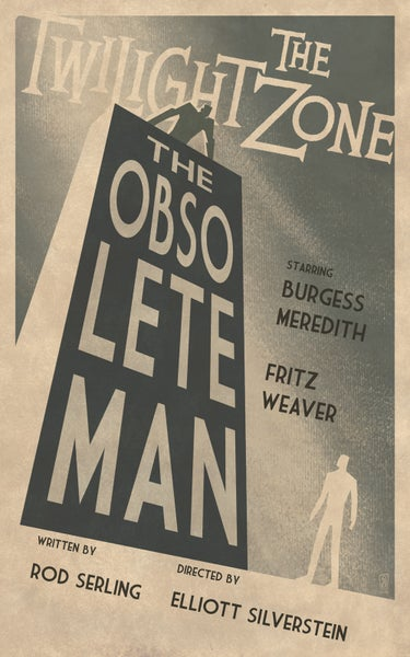 Image of The Obsolete Man