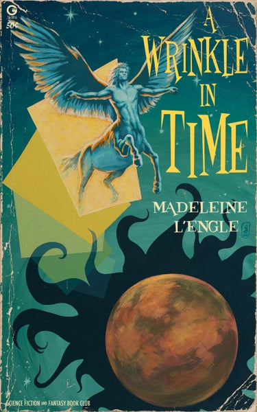 Image of A Wrinkle In Time (book club edition)