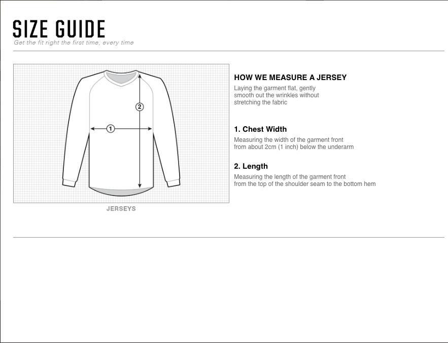 Image of Monogram Camo Long Sleeve Jersey