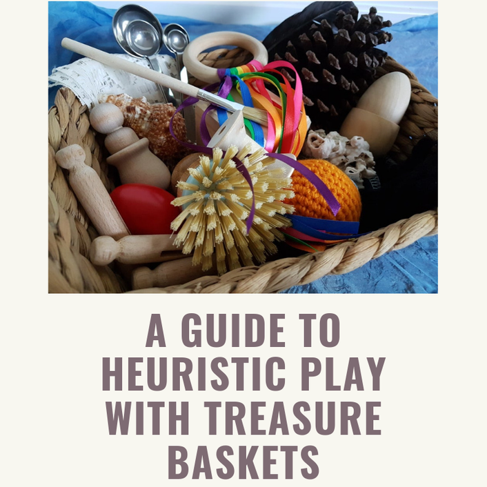 Image of Guide to Heuristic Play with Treasure Baskets