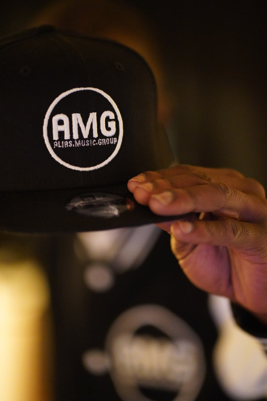 Image of AMG baseball caps 9fifty new era edition