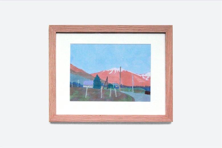 Image of Vue sur la montagne