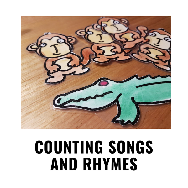 Image of Counting Songs and Rhymes