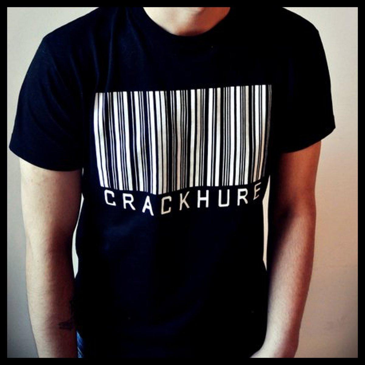 Shirt - Barcode Schwarz