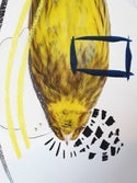 Yellowhammer (Portrait of a Blue Stocking)