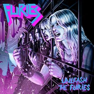 Image of NEW! Furies - Unleash The... Tape