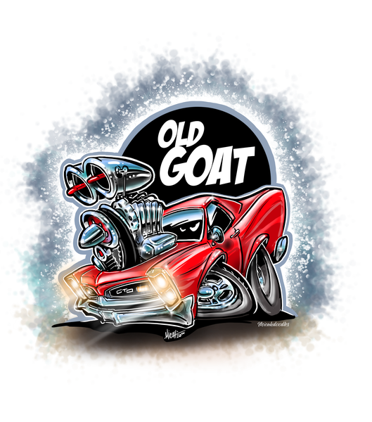 Image of Old Goat