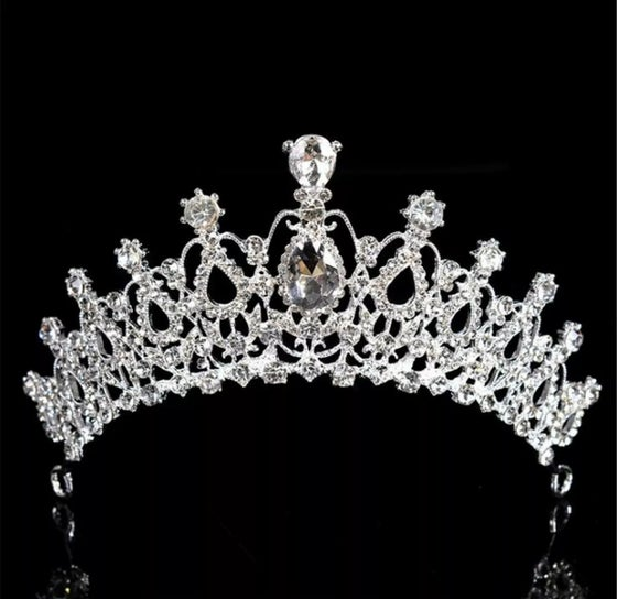 Image of Entry Fee + Sash + Fine Tiara