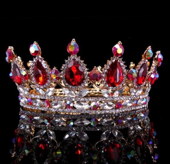 Image of Entry Fee + Sash + Allure Crown Tiara