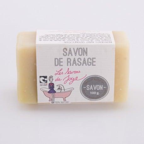 Image of savon de rasage Les avons de Joya