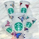 Image 1 of Butterfly Cold Cup