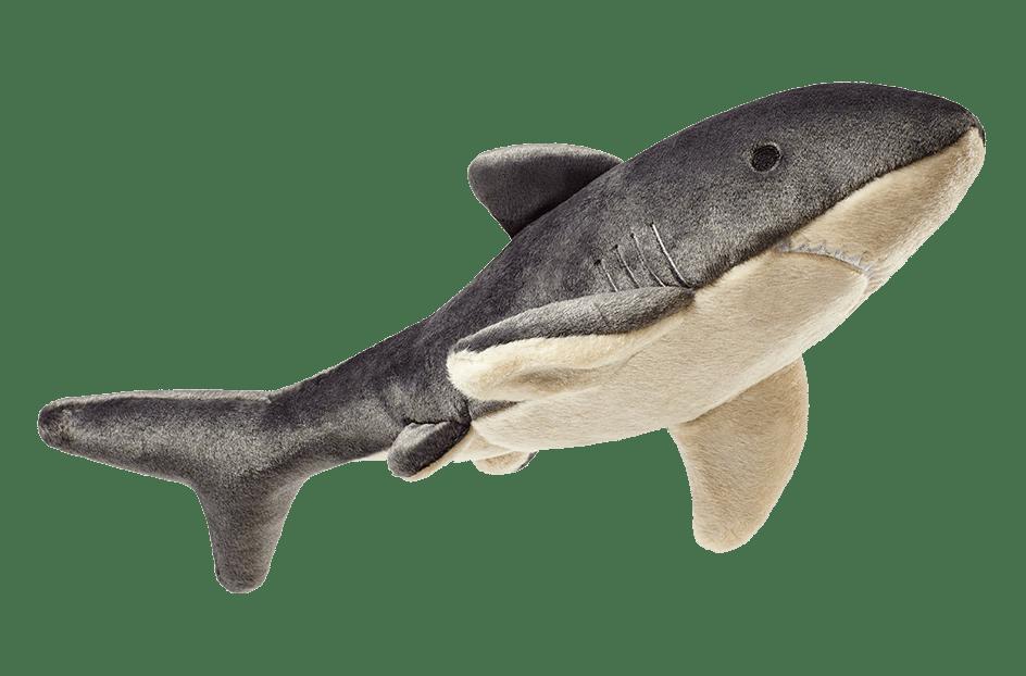 Mac The Shark -Fluff & Tuff