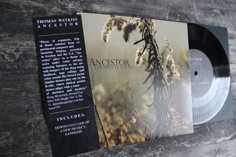"Image of ANCESTOR s/t 7"""
