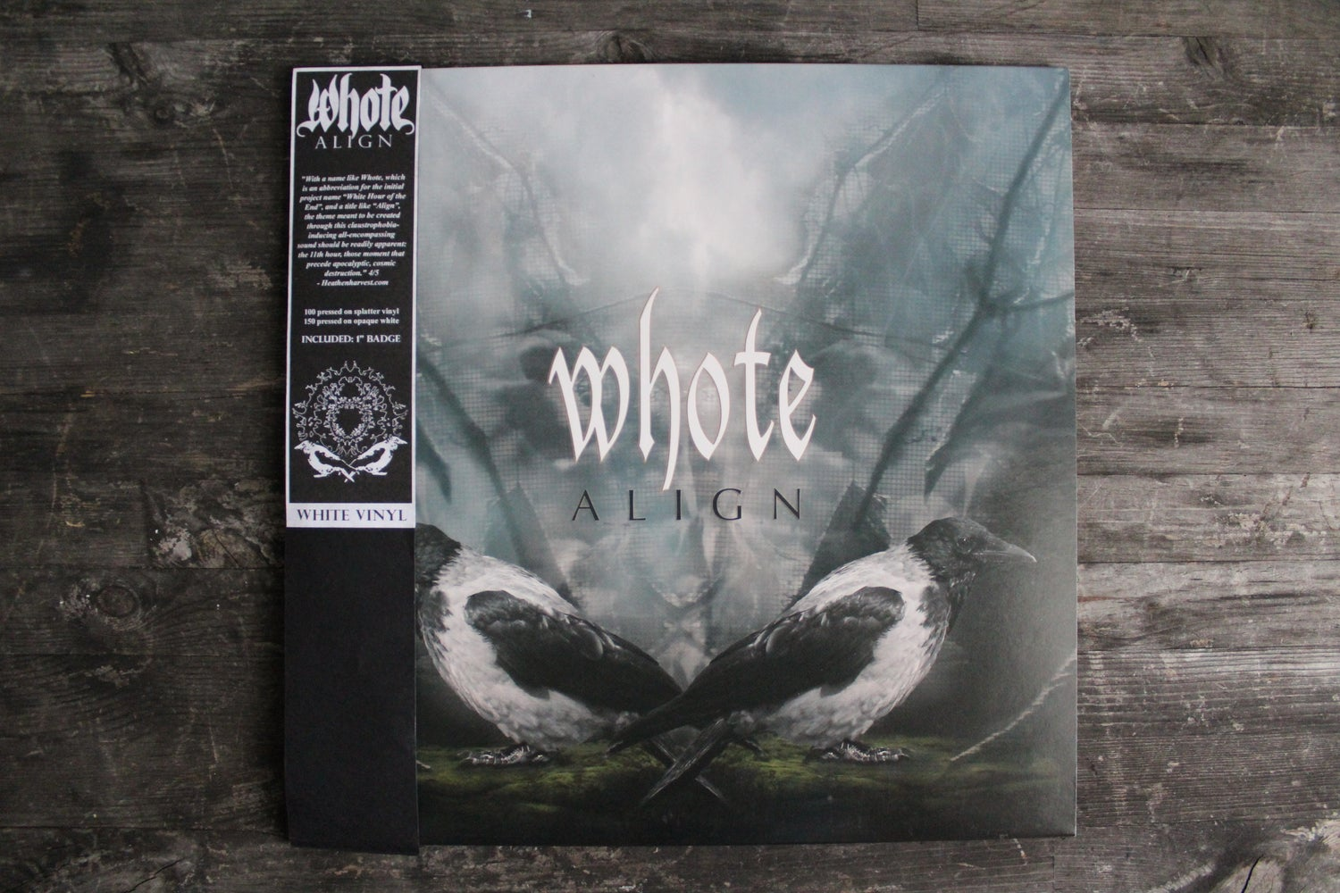 Image of Whote I : Align