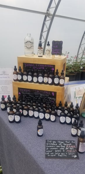 Image of Wellness SALE - Any 3 tinctures for $40! ❤🌱