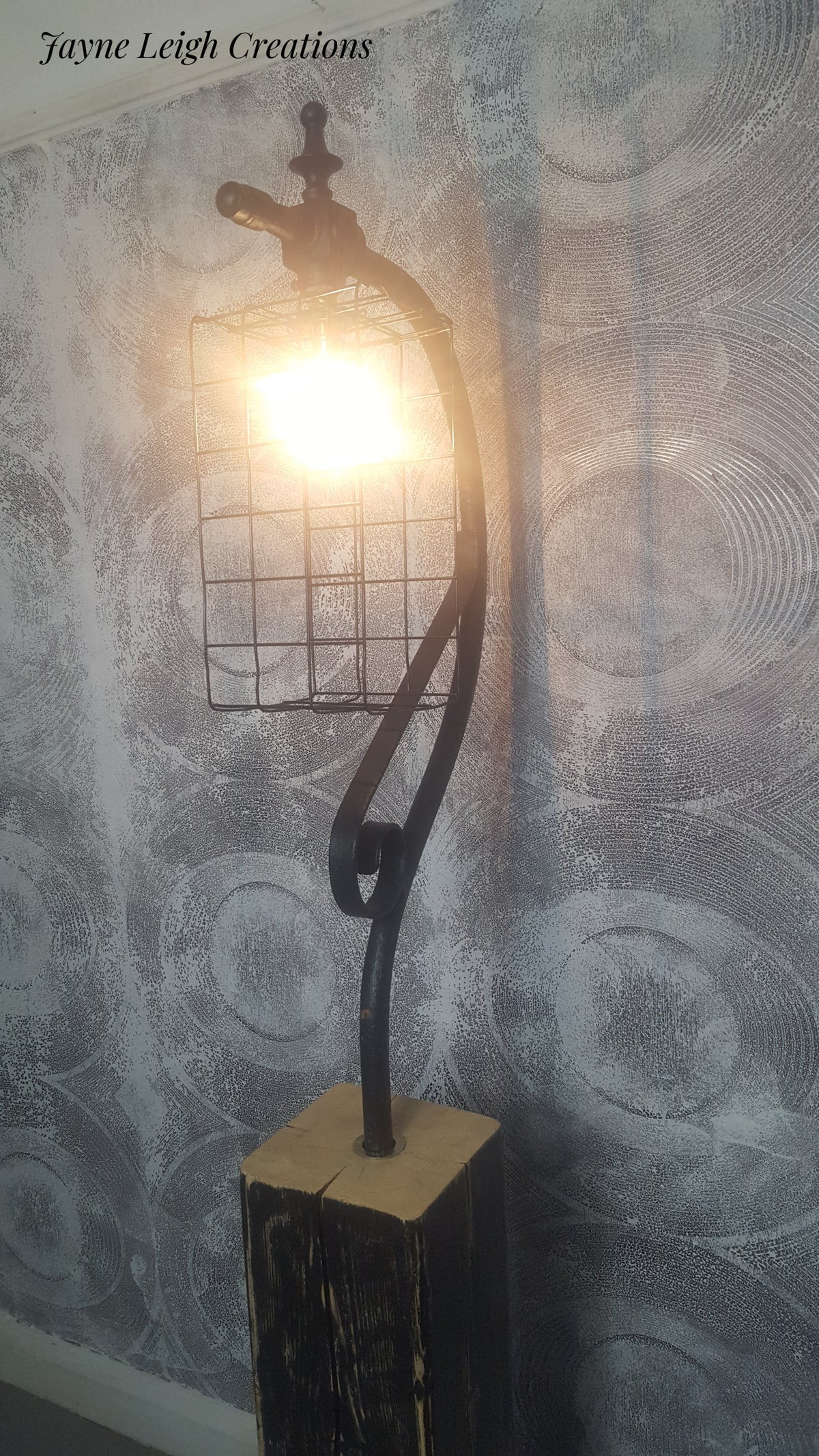 Image of Industrial Lamp