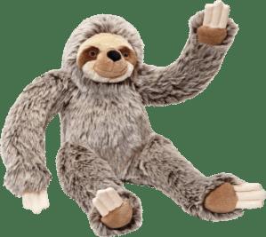 Tico Sloth -Fluff & Tuff