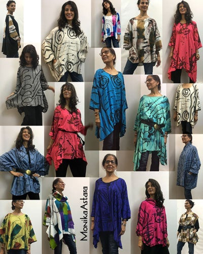 Image of Collage of styles and designs - Enjoy!
