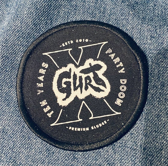 Image of '10 Years of GURT' - Patch