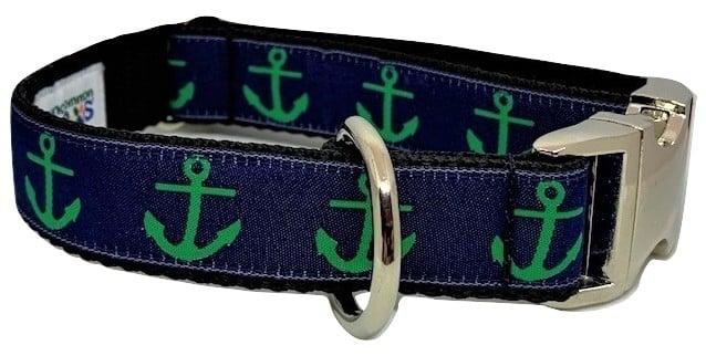 Anchor Green/Navy