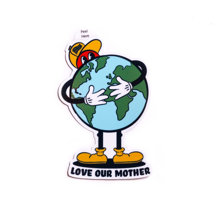Image of Love Our Mother Sticker