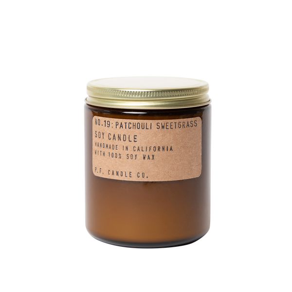 Image of PF Candle: Patchouli Sweetgrass