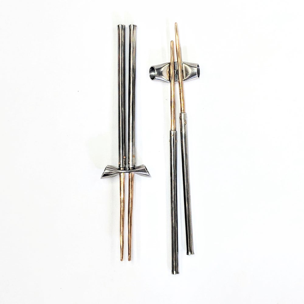 Image of Tubular Chopsticks