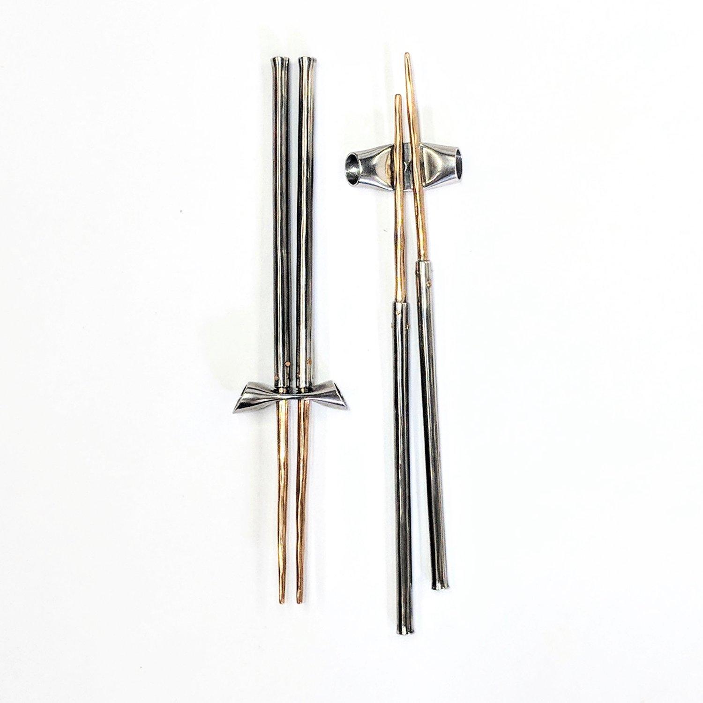 Image of Tubular Chopsticks