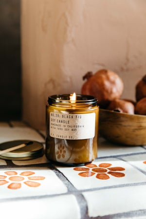 Image of PF Candle: Black Fig