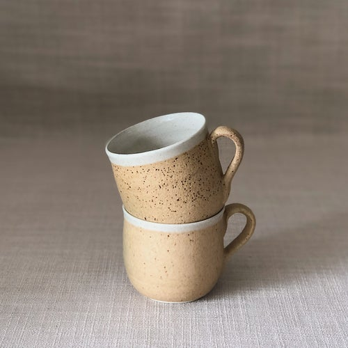 Image of EARTHY ORANGE MUG