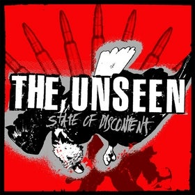Image of The Unseen - State of Discontent LP
