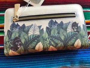 Jungle Double Wristlet