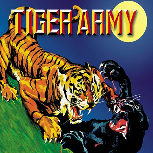 Image of Tiger Army - s/t LP