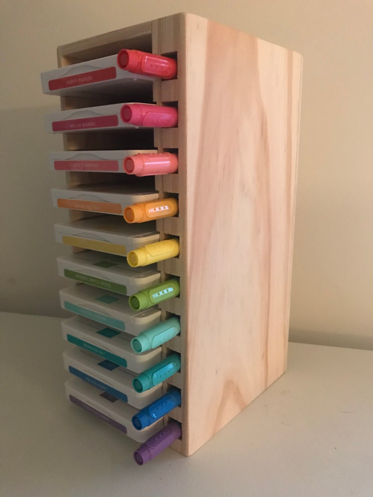 Image of Ink Pad & Marker Storage Tower