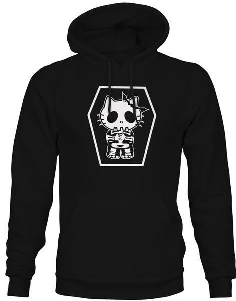 Image of The Independents Dead Kitty Pull over Hoodie