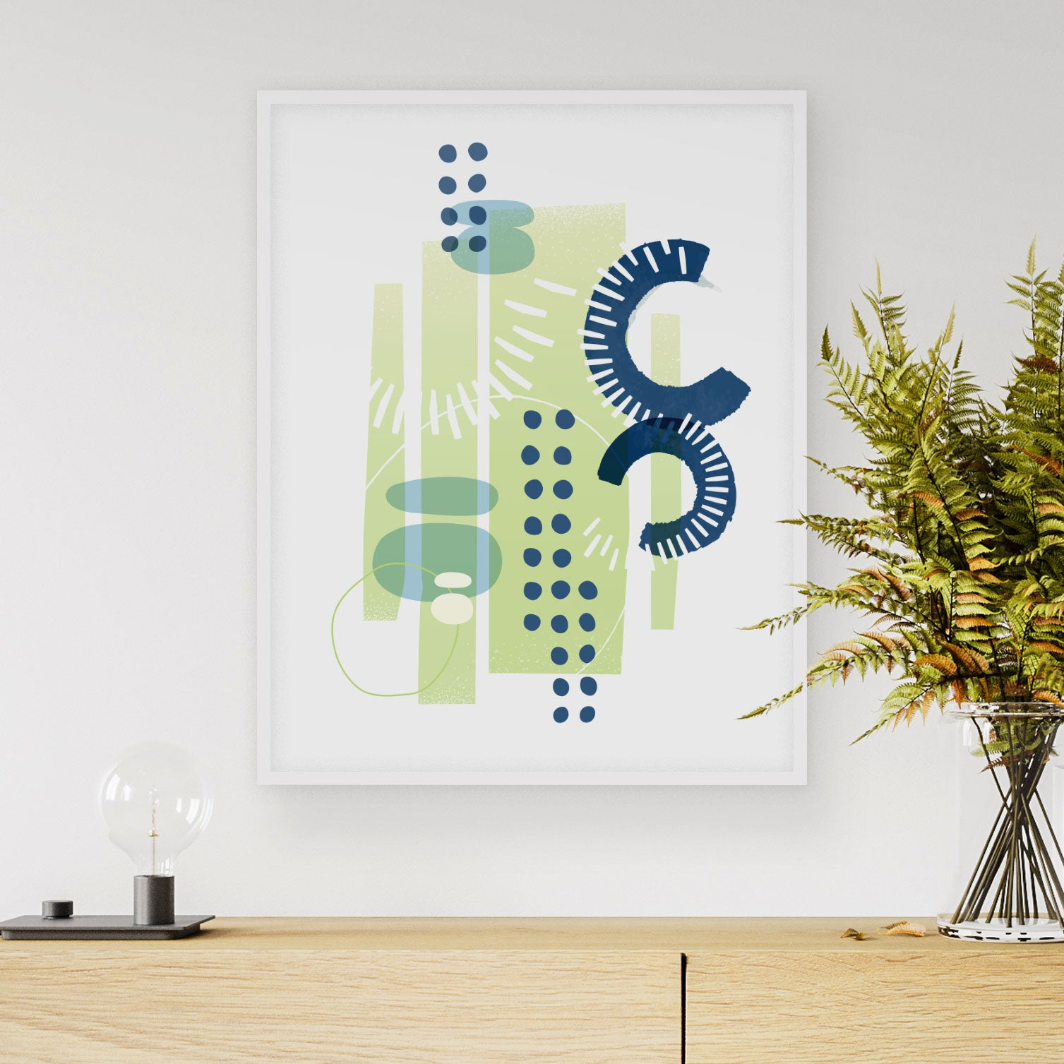 Image of Rhythm and Rhyme No. 2 Art Print
