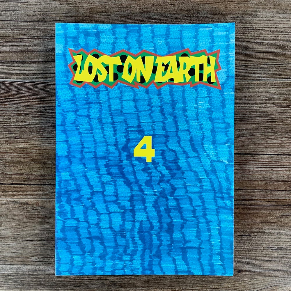 Image of LOST ON EARTH - ISSUE 4.