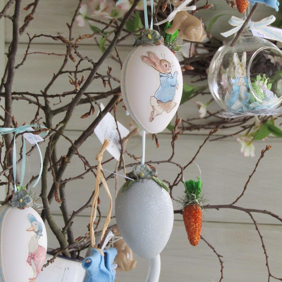 Image of Peter Rabbit Egg Decoration