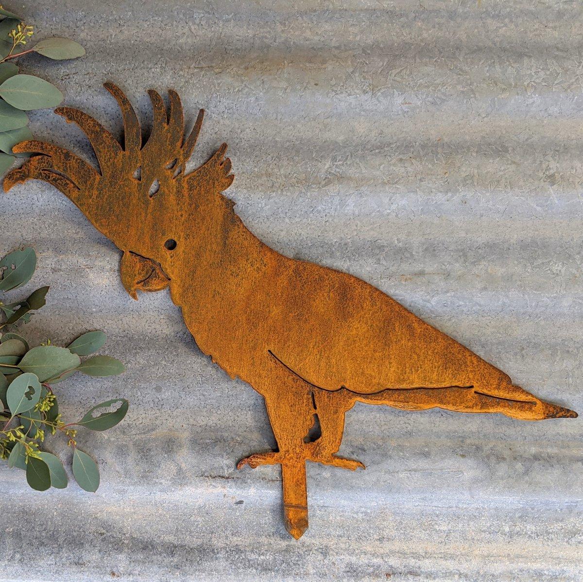 Rusty Cockatoos