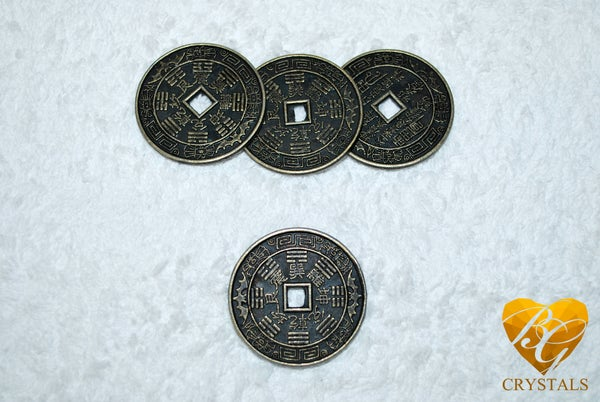 Image of Chinese Coins | Feng Shui