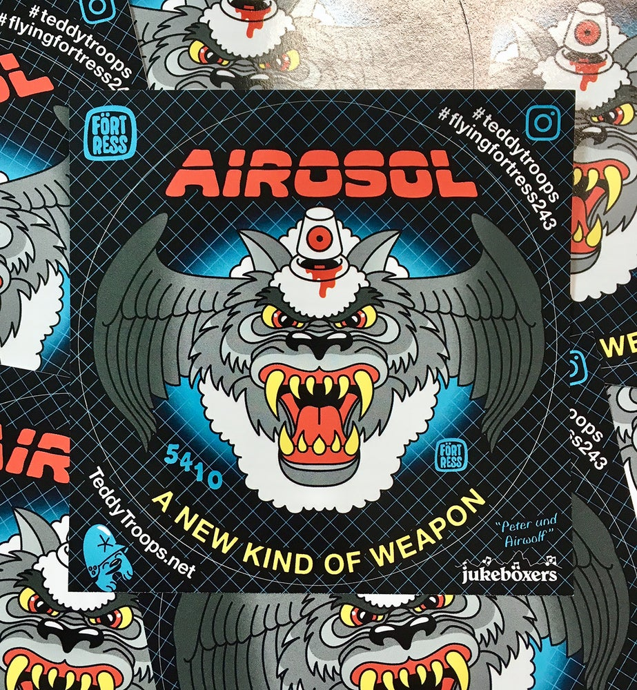 Image of AIROSOL / patch
