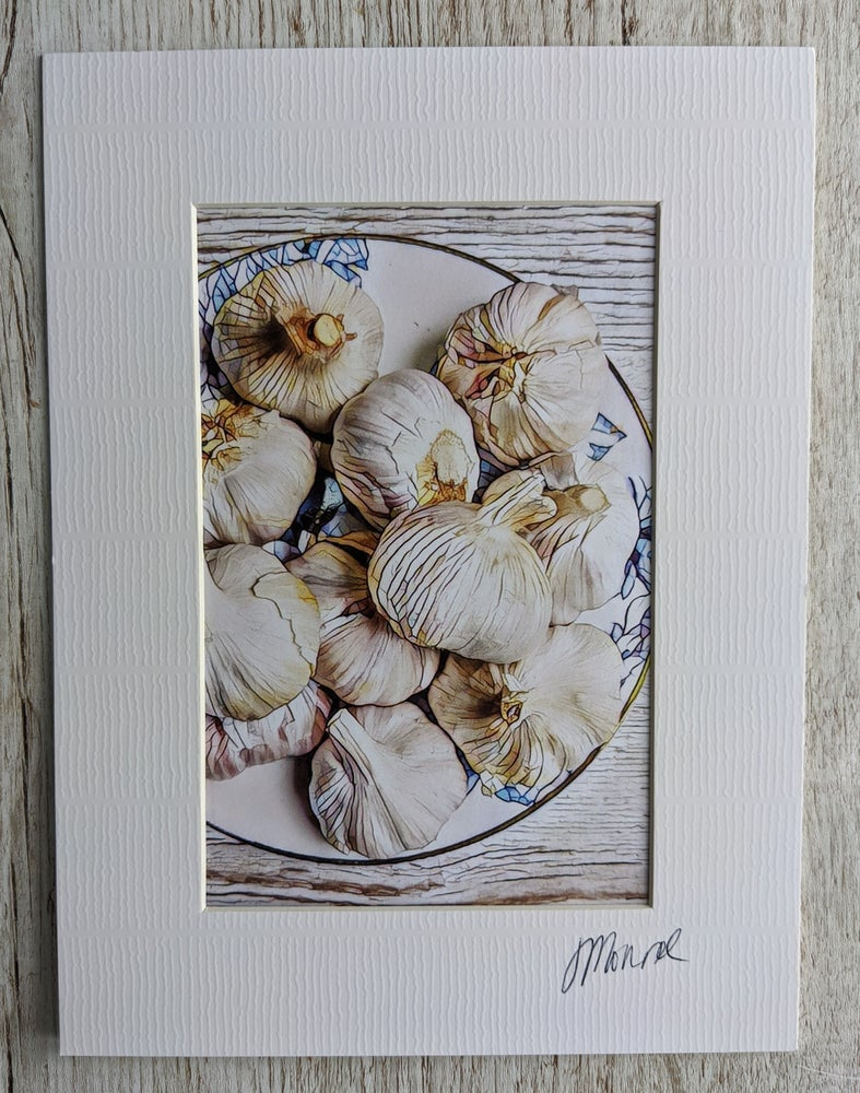 Image of Garlic by Jack Monroe