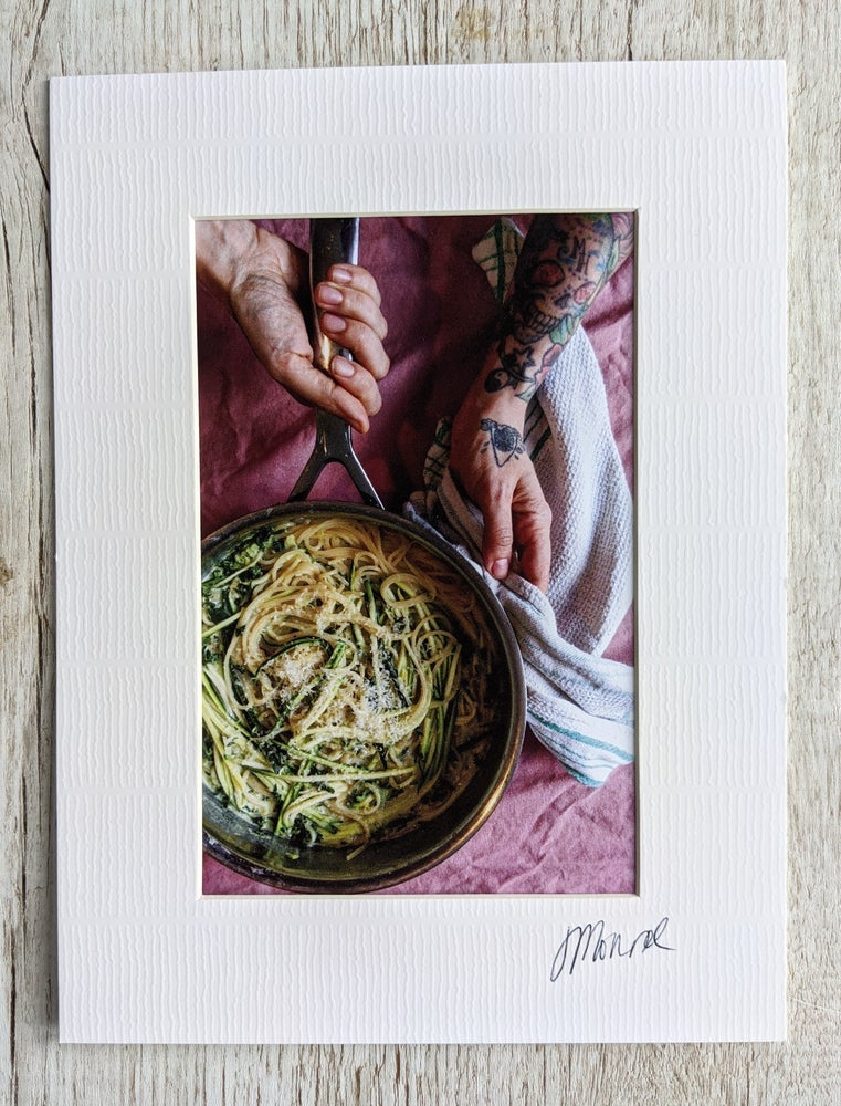 Image of Courgette Spaghetti by Jack Monroe