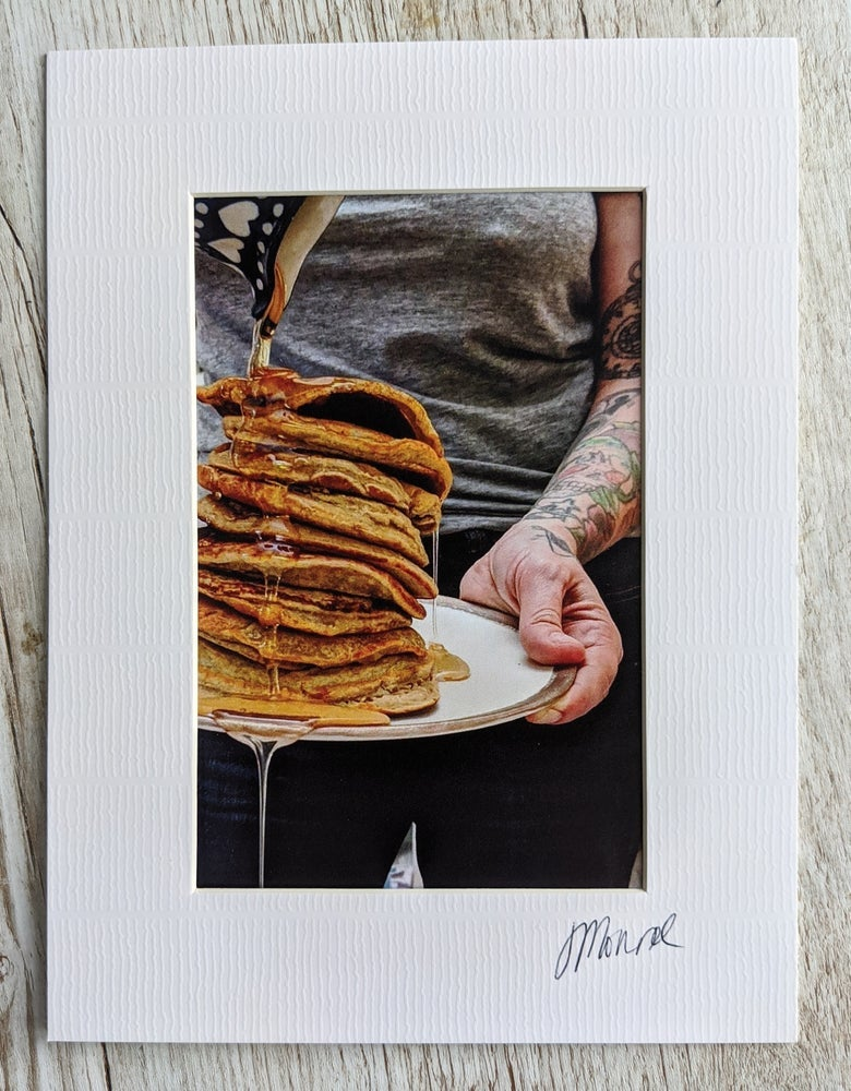 Image of Pancakes by Jack Monroe