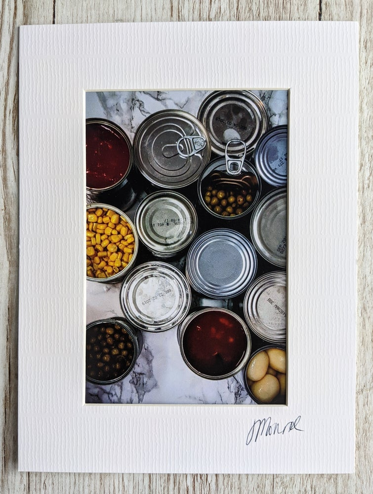 Image of Tin Cans by Jack Monroe
