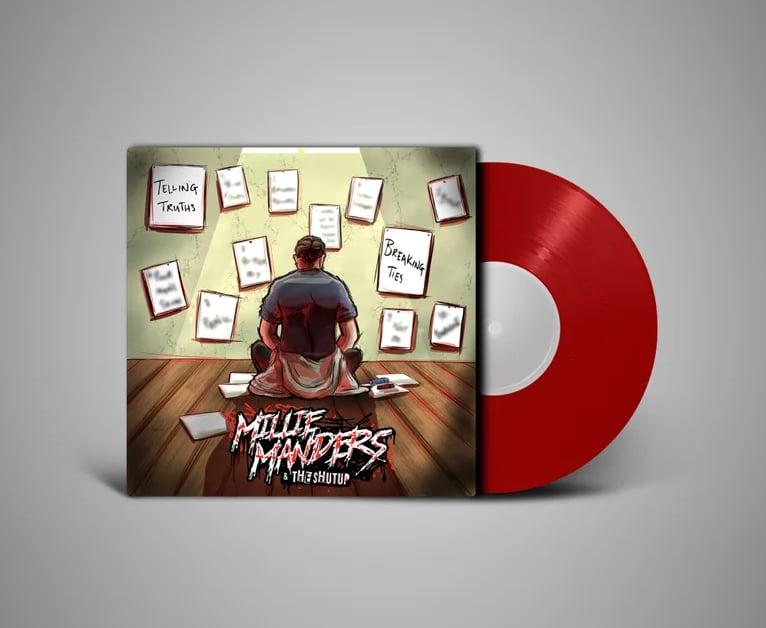 Telling Truths, Breaking Ties Vinyl