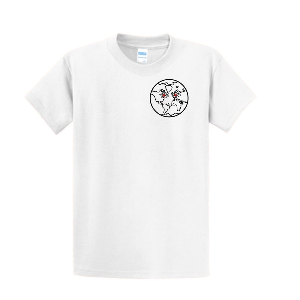 Image of Classic White T-Shirt