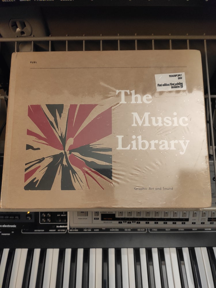 Image of The Music Library